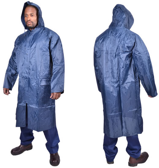 SAFETY &amp ALLIED PRODUCTS // RAINCOATS
